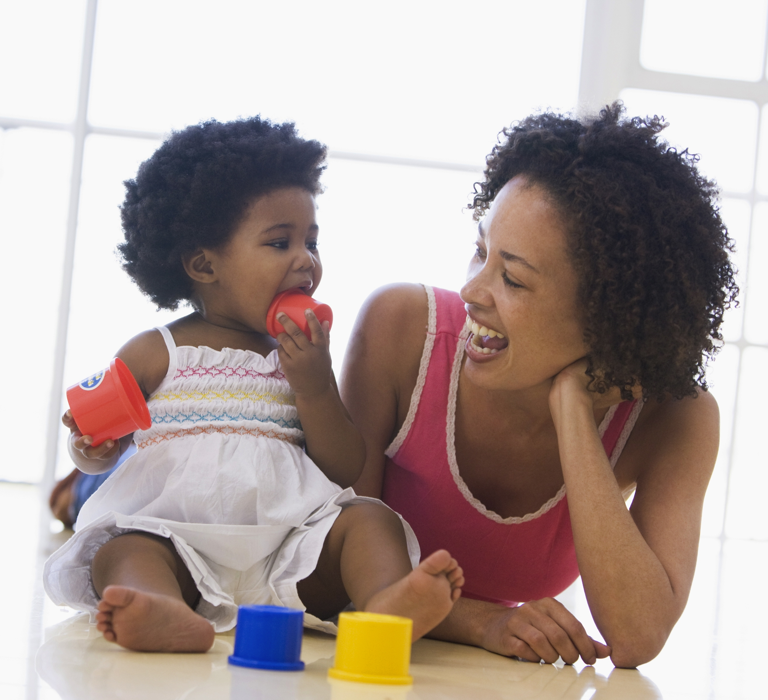 4 Ways to Be a Better Mom